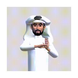 Buhamad Sign Language Avatar