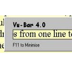 Vu-bar