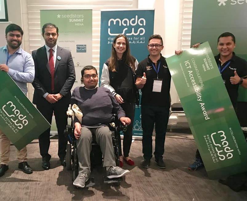 MADA – Seed Stars ICT Accessibility Award 2020