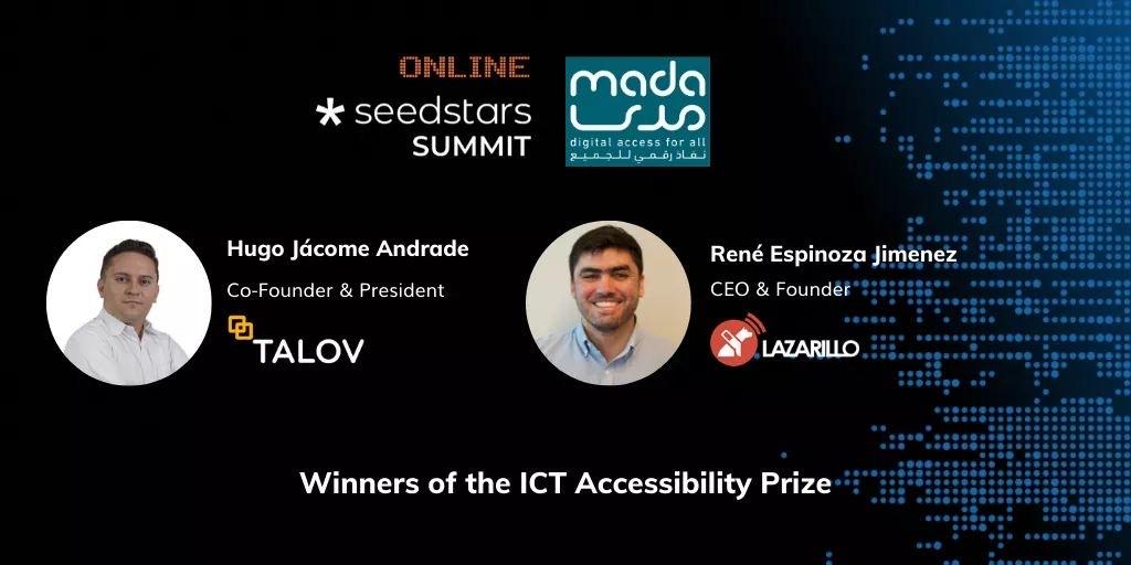 Mada-Seedstars ICT Accessibility Awards 2020