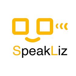 Speak Liz logo