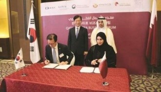 Mada signs MOU with KOTRA