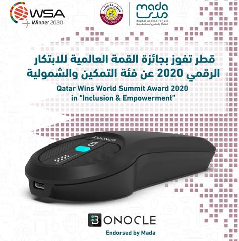 Mada Endorsed Bonocle Wins Again