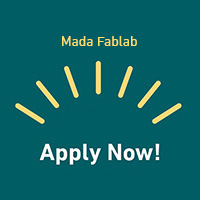 Apply for Mada Fablab
